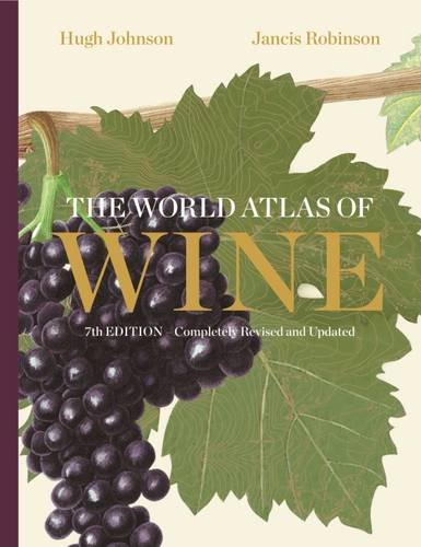 World Atlas of Wine  7th 2013 (Revised) 9781845336899 Front Cover