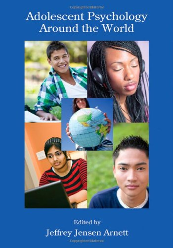 Adolescent Psychology Around the World   2012 edition cover