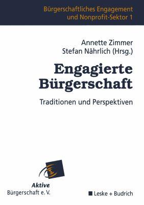 Engagierte B�rgerschaft   2000 9783810022899 Front Cover