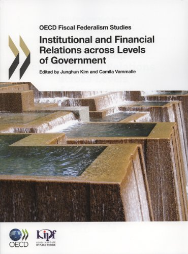 Institutional and Financial Relations Across Levels of Government   2012 edition cover