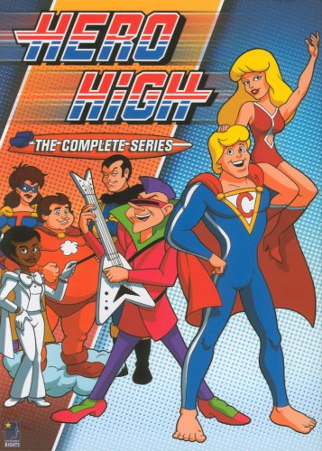 Hero High - The Complete Series System.Collections.Generic.List`1[System.String] artwork