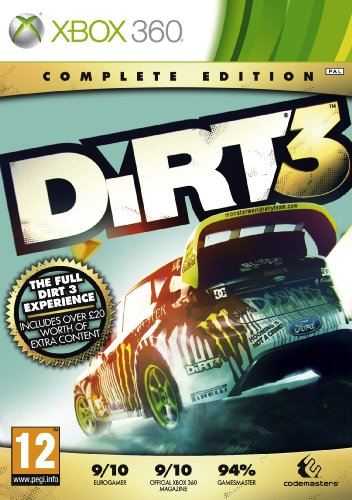 DiRT 3 - Complete Edition (Xbox 360) Xbox 360 artwork
