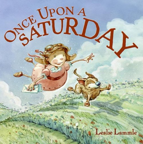Once upon a Saturday   2009 9780061251900 Front Cover