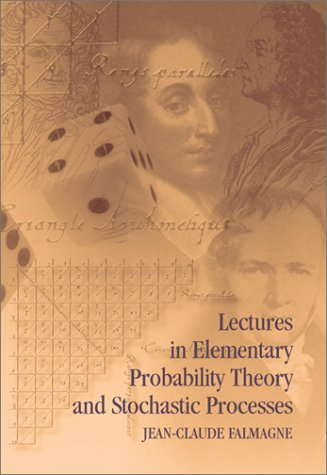 Lectures in Elementary Probability Theory and Stochastic Processes   2003 9780072448900 Front Cover