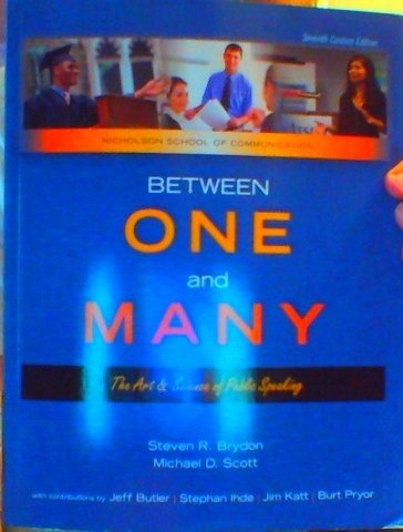 BETWEEN ONE+MANY >CUSTOM< N/A 9780077597900 Front Cover