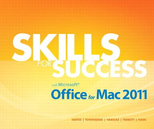 Skills for Success with Microsoft Office for Mac 2011   2014 (Revised) edition cover