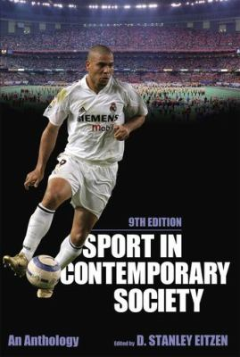 Sport in Contemporary Society An Anthology 9th edition cover