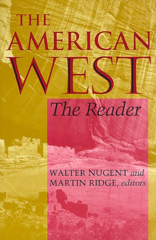 American West The Reader N/A edition cover