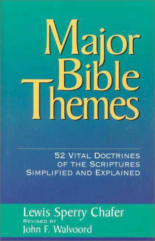 Major Bible Themes   1974 (Revised) edition cover