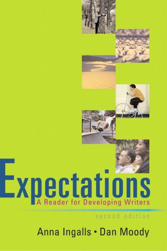 Expectations A Reader for Developing Writers 2nd 2006 edition cover
