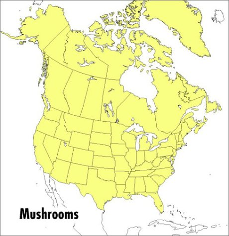 Mushrooms  2nd 1998 edition cover
