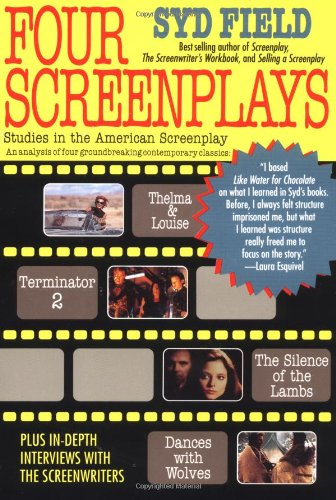 Four Screenplays Studies in the American Screenplay  1998 edition cover
