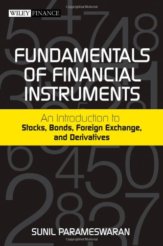 Fundamentals of Financial Instruments An Introduction to Stocks, Bonds, Foreign Exchange, and Derivatives  2011 edition cover
