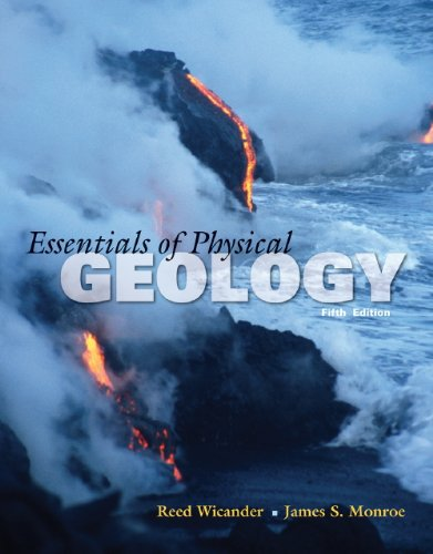 Essentials of Physical Geology  5th 2009 (Revised) 9780538797900 Front Cover