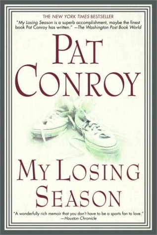 My Losing Season A Memoir N/A edition cover