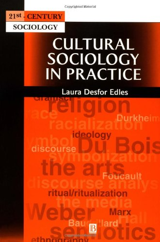 Cultural Sociology in Practice   2002 edition cover