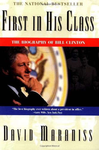 First in His Class A Biography of Bill Clinton  1996 edition cover