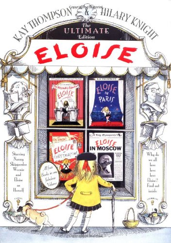 Eloise   2000 edition cover