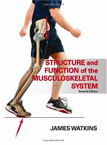 Structure and Function of the Musculoskeletal System  2nd 2010 edition cover