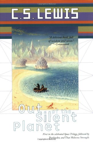 Cover art for Out of the Silent Planet