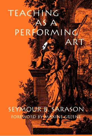 Teaching as a Performing Art   1999 edition cover