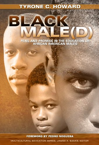 Black Male(d) Peril and Promise in the Education of African American Males  2013 edition cover