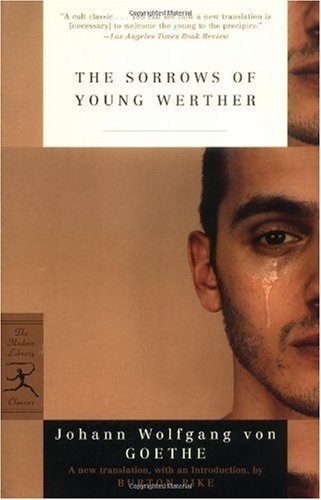 Sorrows of Young Werther  N/A edition cover