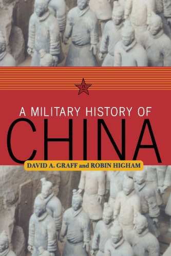 Military History of China   2002 edition cover