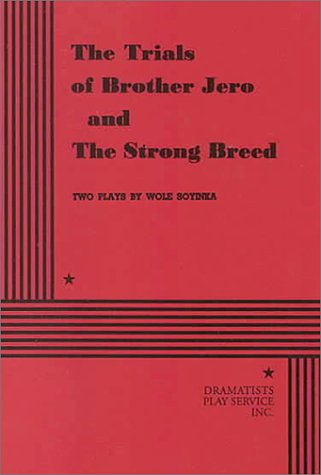 Trials of Brother Jero and the Strong Breed  N/A edition cover