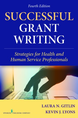Successful Grant Writing: Strategies for Health and Human Service Professionals  2013 edition cover