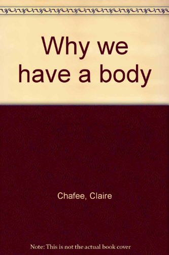 Why We Have a Body 1st edition cover