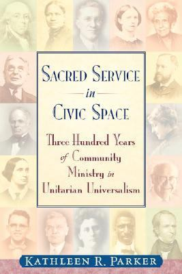Sacred Service in Civic Space:  2007 edition cover
