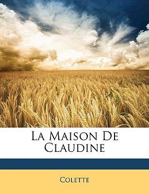 Maison de Claudine  N/A edition cover