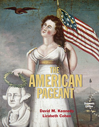 American Pageant:   2015 9781305075900 Front Cover