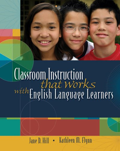 Classroom Instruction That Works with English Language Learners   2006 edition cover