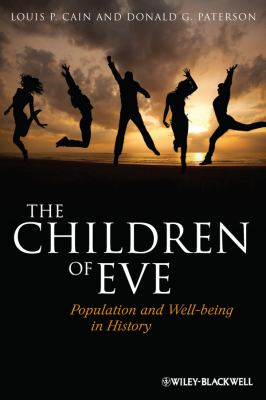 Children of Eve Population and Well-Being in History  2012 edition cover