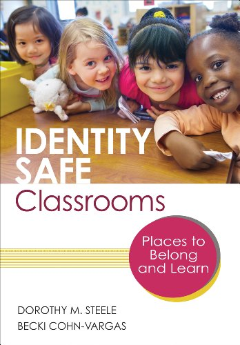 Identity Safe Classrooms Places to Belong and Learn  2013 edition cover