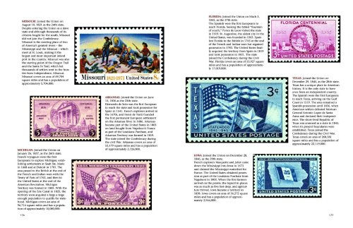 American History Album The Story of the United States Told Through Stamps  2008 9781554073900 Front Cover