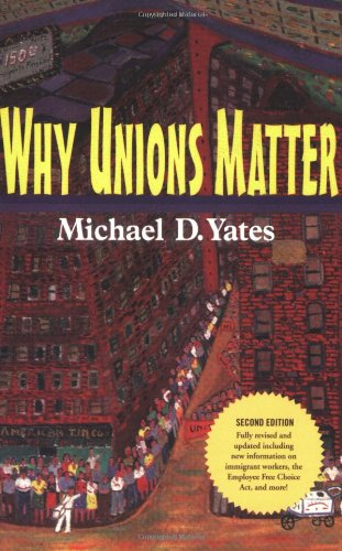 Why Unions Matter   2009 edition cover