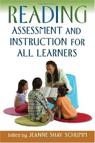 Reading Assessment and Instruction for All Learners   2006 edition cover