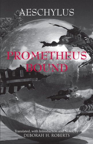 Promoetheus Bound   2012 edition cover
