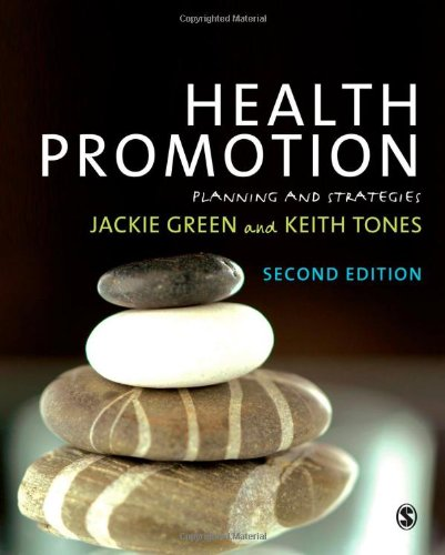 Health Promotion Planning and Strategies 2nd 2010 9781847874900 Front Cover