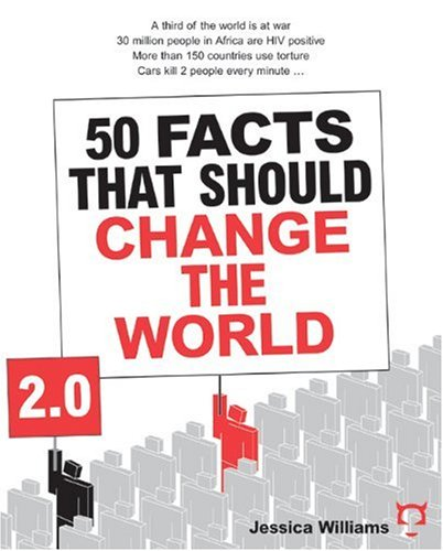 50 Facts That Should Change the World 2. 0  N/A edition cover