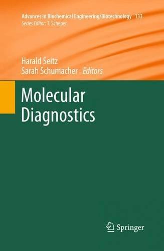Molecular Diagnostics   2013 edition cover