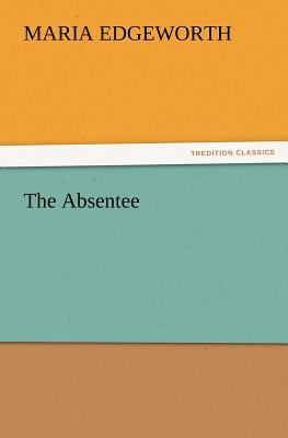 Absentee  N/A 9783842426900 Front Cover