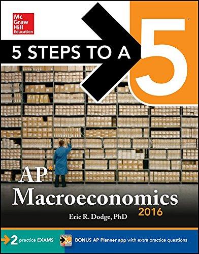 Ap Macroeconomics 2016:   2015 edition cover