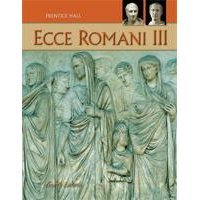 Ecce Romani 09 Level 3 Se  4th 2009 edition cover