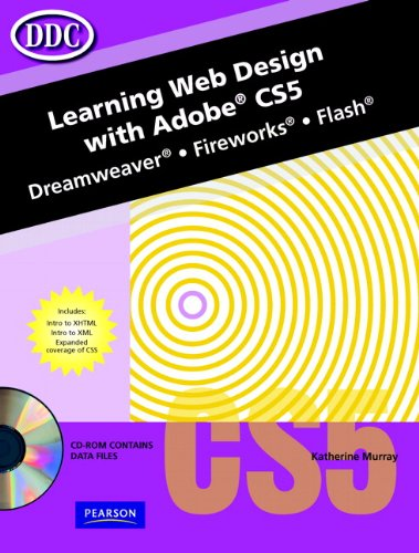 Learning Web Design with Adobe CS5   2011 9780138024901 Front Cover