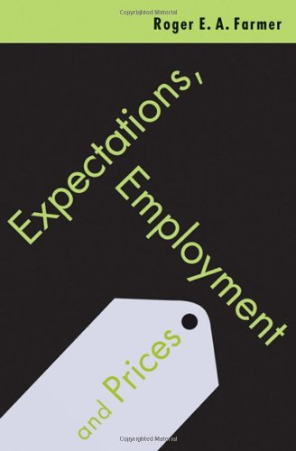 Expectations, Employment and Prices   2010 edition cover