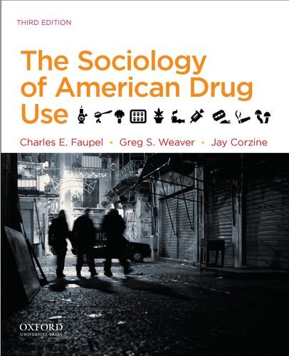 Sociology of American Drug Use  3rd edition cover